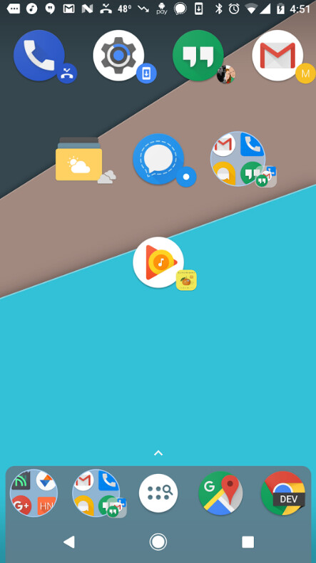 Nova Launcher 5.1 is now out of beta