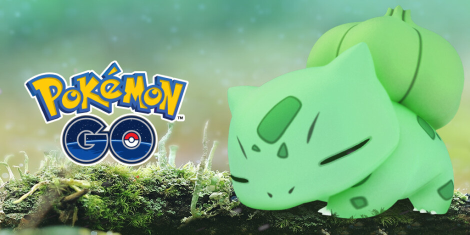 Pokemon GO sees an influx of Grass-type Pokemon over the weekend
