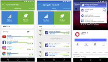 Opera Max 3.0 released with all new design, data savings for Facebook