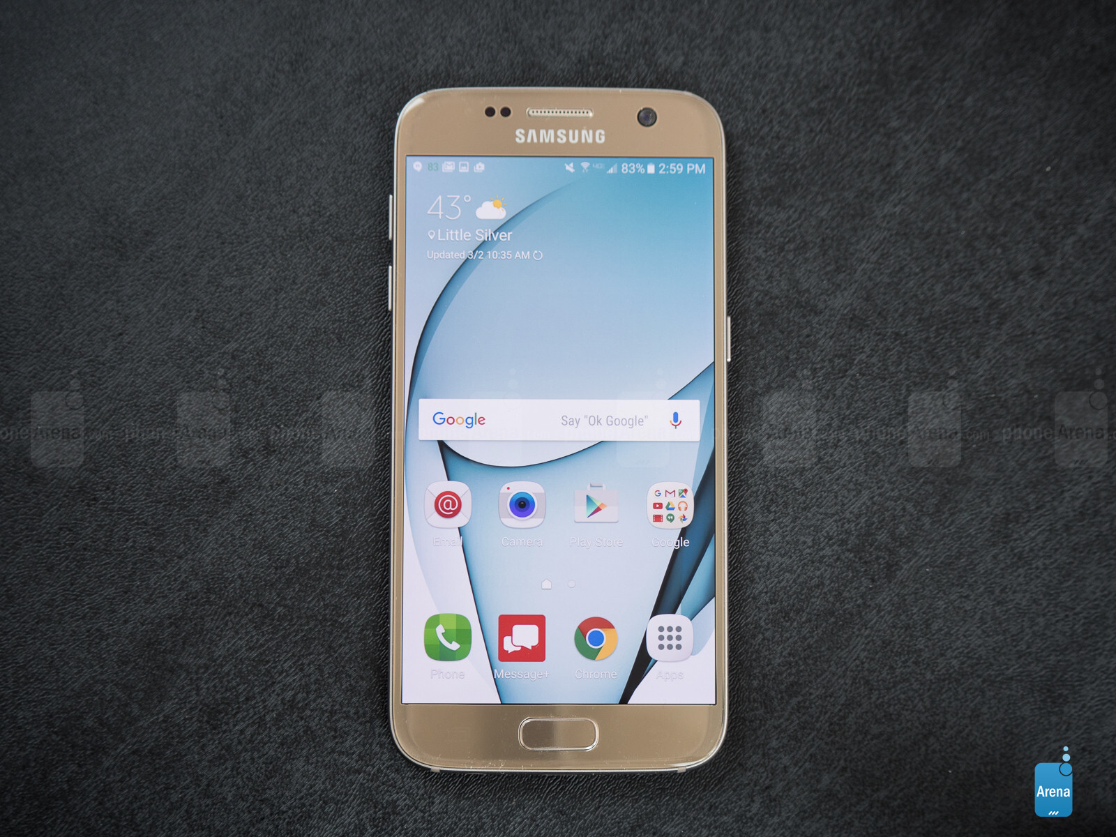 how to download nougat on s7
