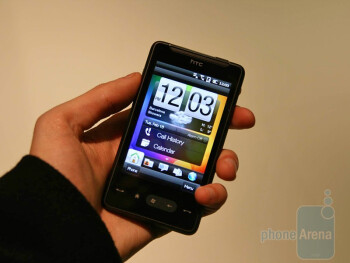 The HTC HD Mini