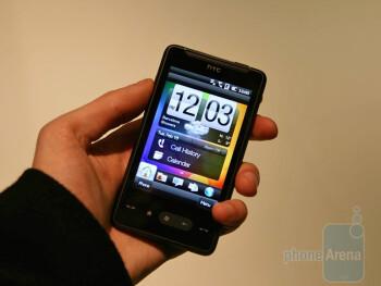 The HTC HD Mini