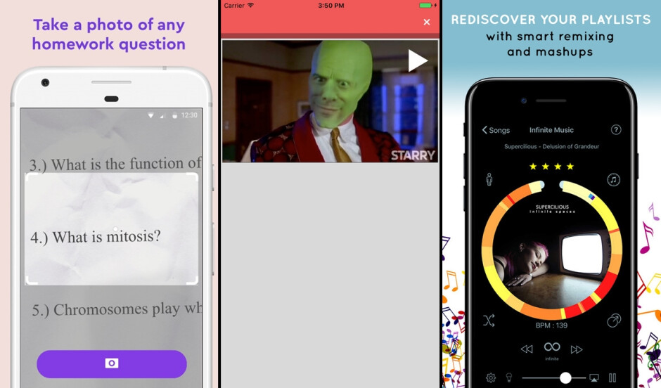 Best new Android and iPhone apps (early May, 2017)