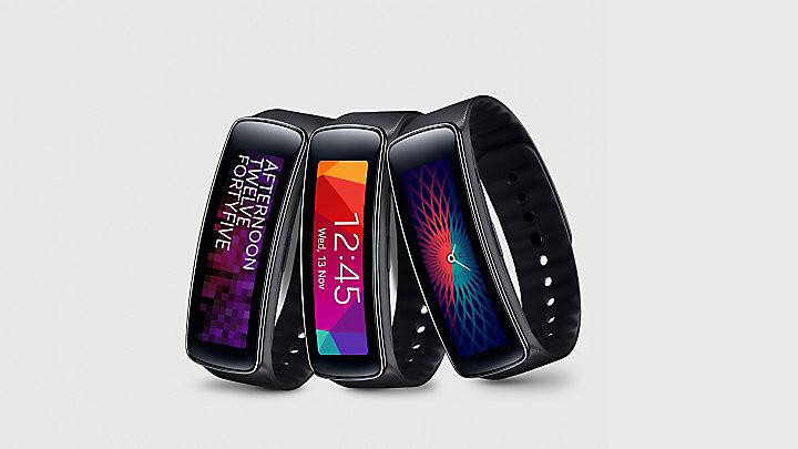 Samsung Gear Fit - Samsung Gear Fit Pro and Gear POP may be unveiled at Tizen Developer event