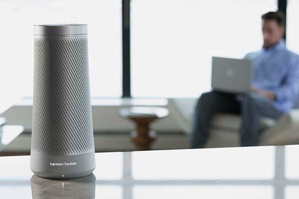 Harman Kardon and Microsoft's Invoke smart speaker is coming too late to endanger Amazon
