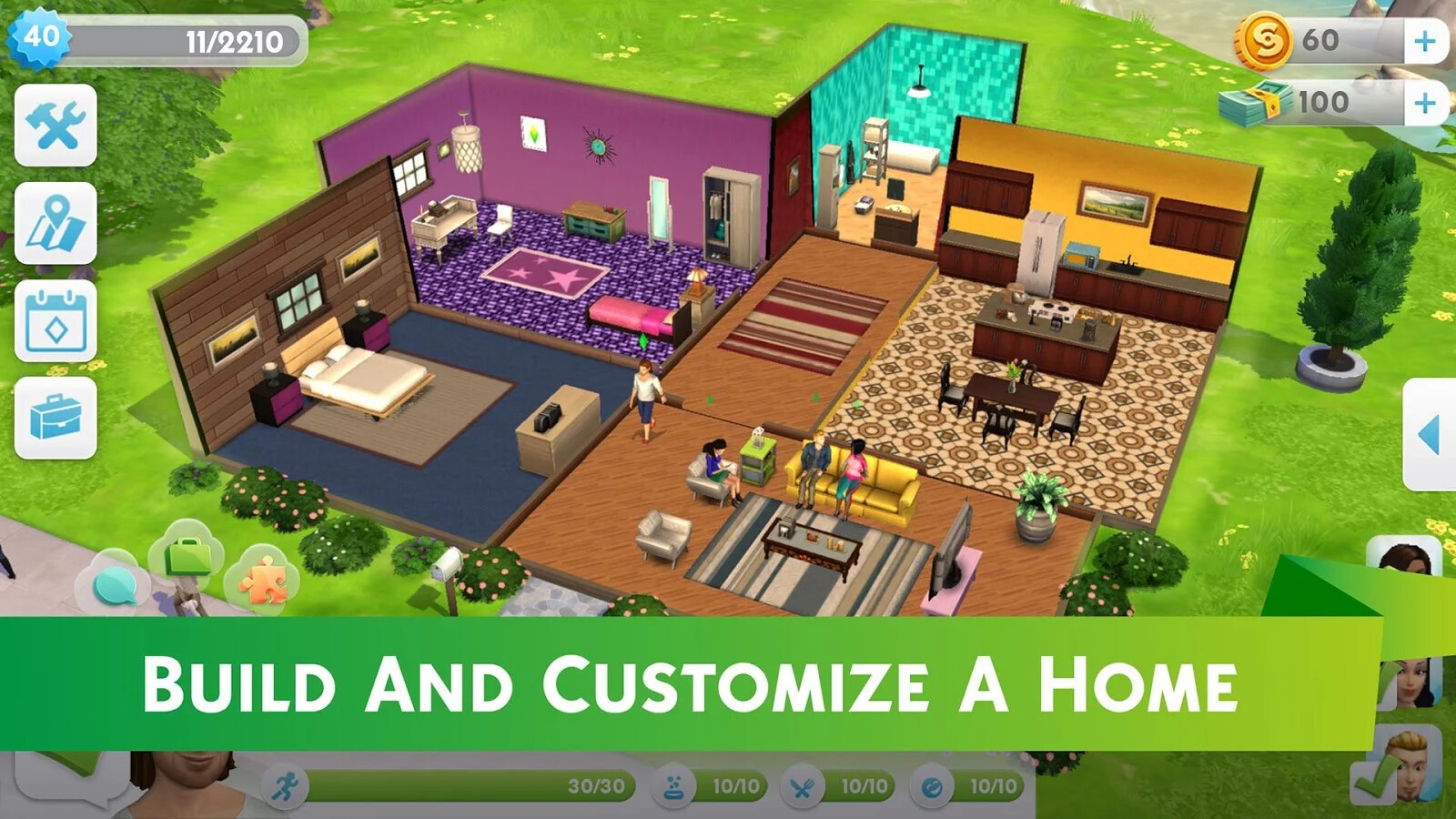 ea to launch new sims mobile game on android and ios first the sims mobile for android