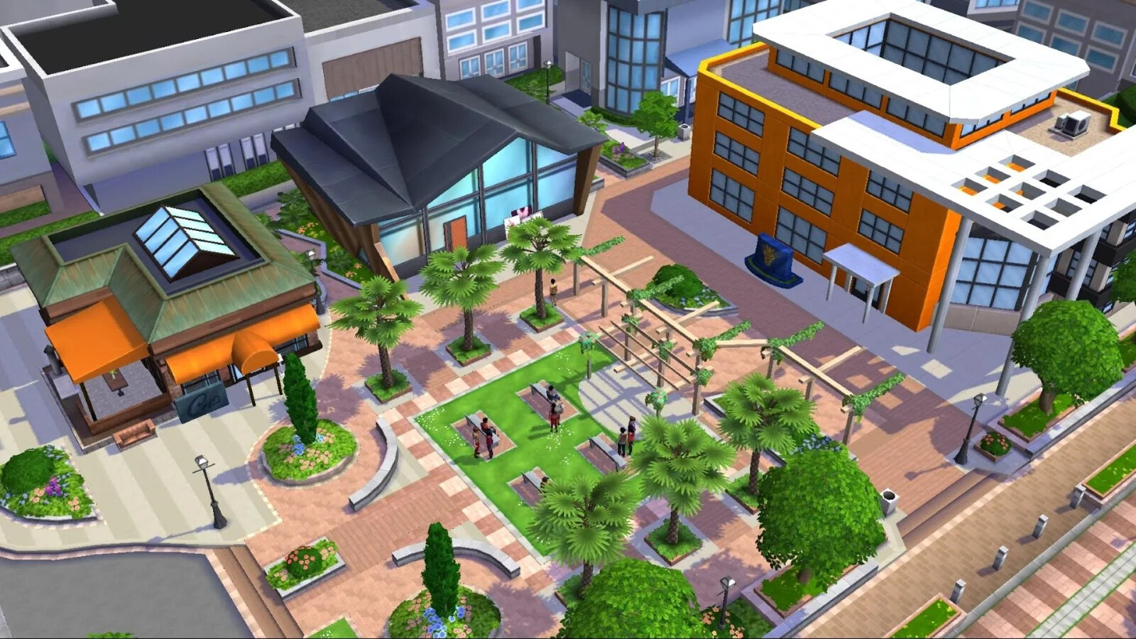 EA to launch new Sims mobile game on Android and iOS ...