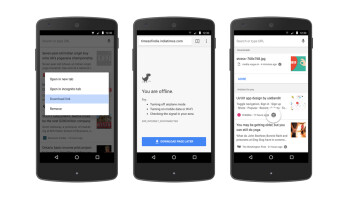 Internet drops? Here's how to use Chrome's new offline download mode on Android