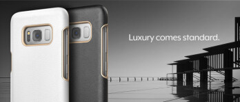 These Encased Galaxy S8 and S8+ cases range from tough love to minimalism