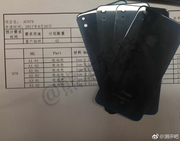 iPhone SE alleged rear shell leaks out - Apple iPhone SE (2017) rumor round-up: design, specs, features, and expectations