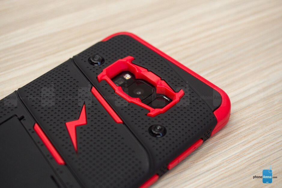 The Zizo Bolt provides all-round protection for your Galaxy S8 or S8+