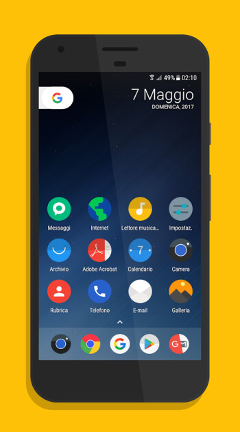 Flix icon pack
