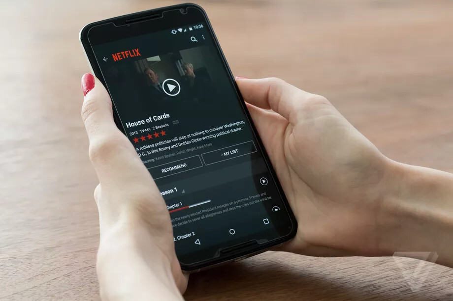 Netflix brings HDR streaming to the LG G6, here's how to get it (S8