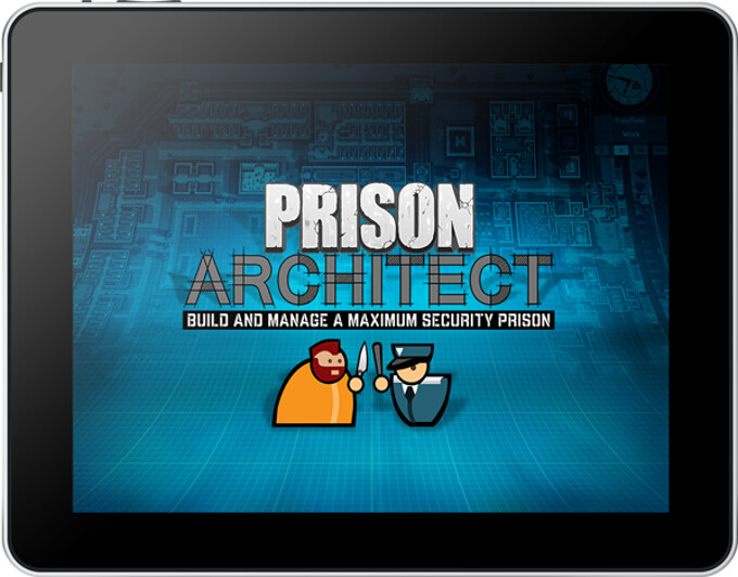 Prison Architect confirmed to arrive on Android and iOS tablets this spring