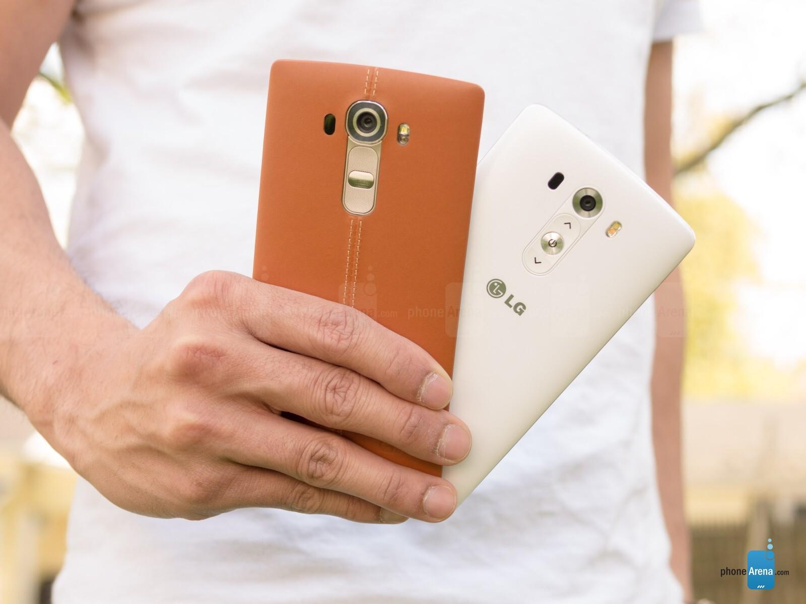 LG software updates schedule: LG G4, LG V10 Android 7 Nougat