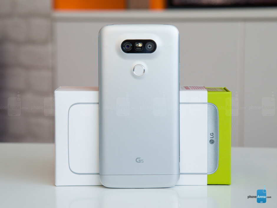 LG G5 - LG software updates schedule: When will my LG phone get a new Android version?