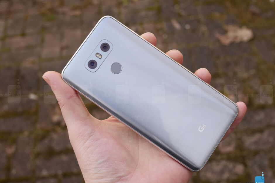 LG G6 - LG software updates schedule: When will my LG phone get a new Android version?