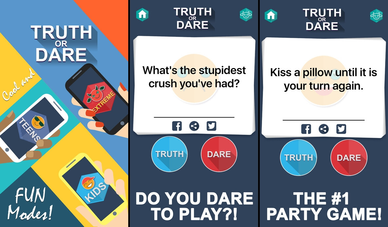 Truth Or Dare App Download