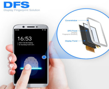 We're one step closer to on-screen fingerprint scanners, CrucialTec obtains US patent