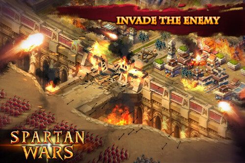 Spartan Wars Blood and Fire