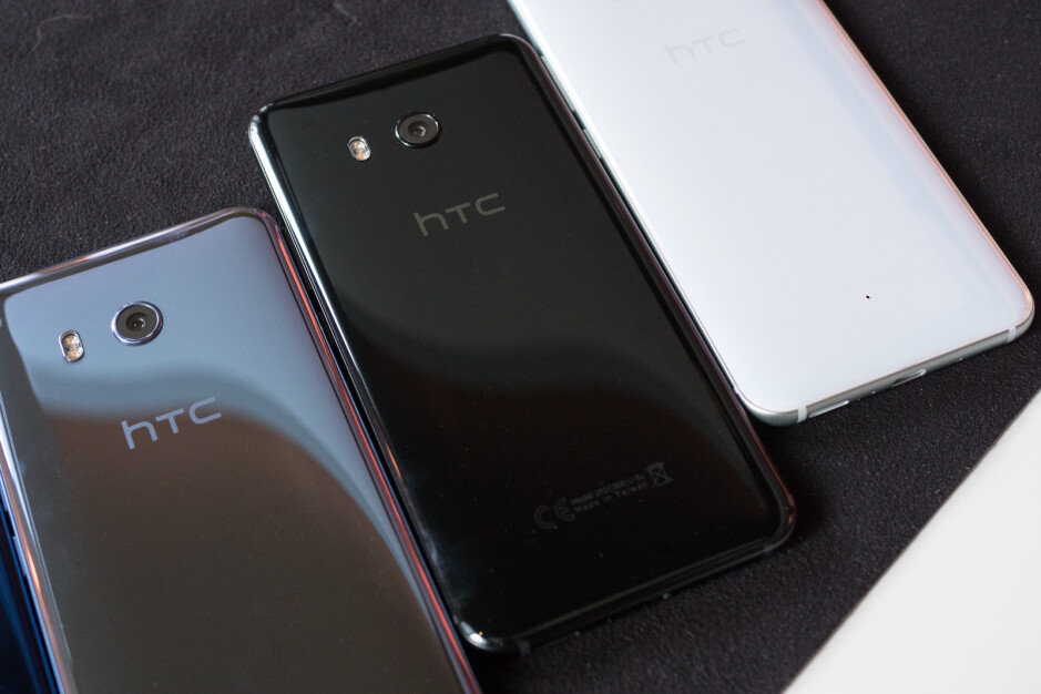 The HTC U11 is the company's new flagship, and you can squeeze it!