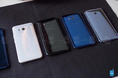 HTC U11 hands-on gallery