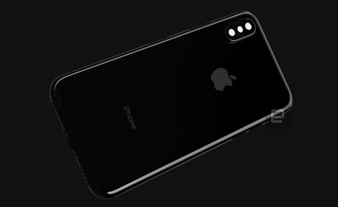 New iPhone 8 renders reveal Apple is switching to glass design, vertical dual camera and two slightly bigger bodies