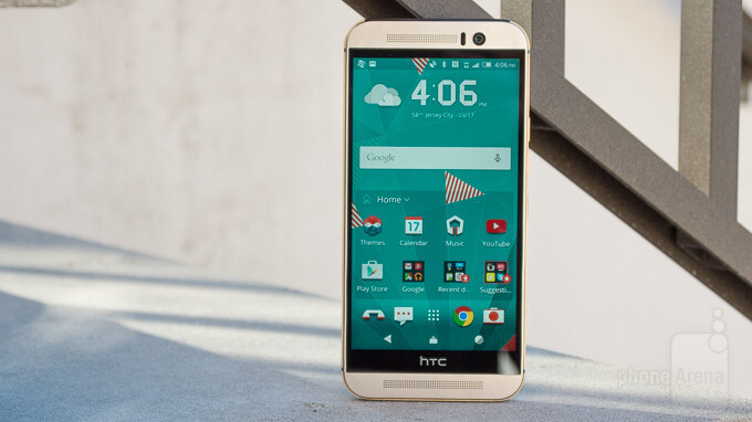 HTC One M9 starts getting Android 7.0 Nougat update at AT&T