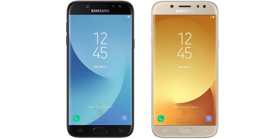 Samsung Galaxy J5 (2017) full specs and press renders leaked out