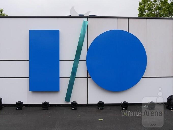 We're at Google I/O 2017!