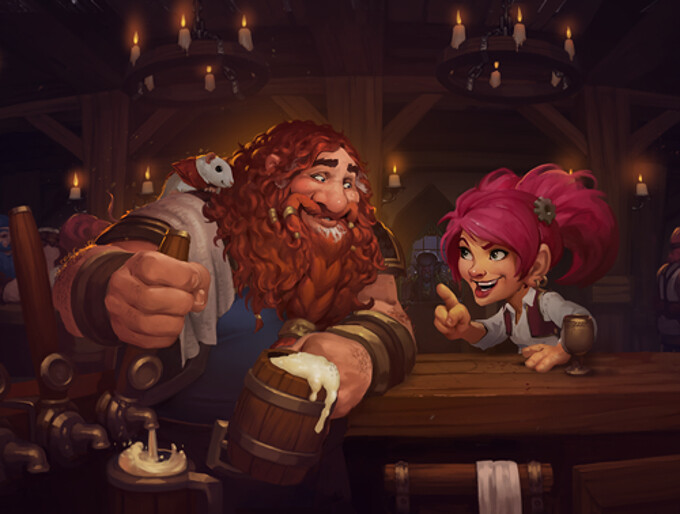 Blizzard to bring new Deck Importing and Friendly Challenges features to Hearthstone