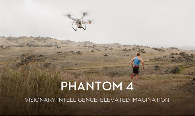 DJI releases an app for Apple TV, Samsung Tizen TV's platforms that lets you view free drone footage