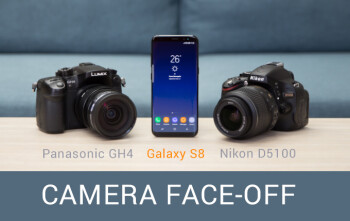 Galaxy S8 vs $2000 mirrorless camera and DSLR: Ultimate camera face-off