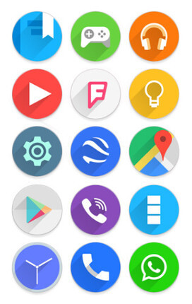 These seven premium Android icon packs are free for a limited time, grab them while you can!