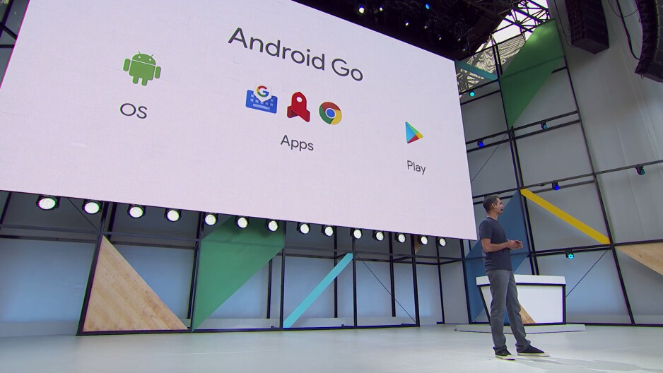 Google announces Android Go, a new set of features and apps for low-end devices