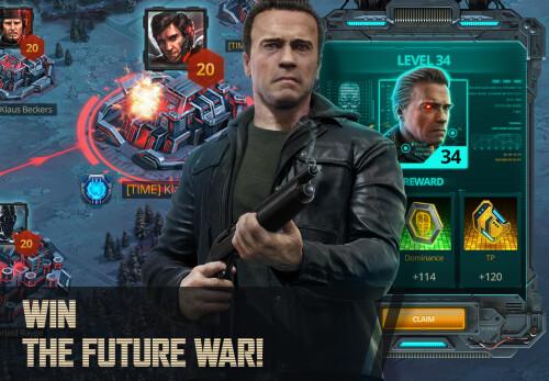 Terminator Genisys - Future War
