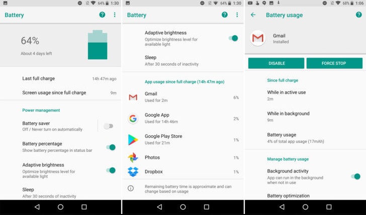 New battery settings menu for Android O could improve your battery life - Android O features a new battery menu that can improve your battery life