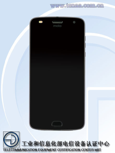 The Moto Z2 Play is certified in China by TENAA