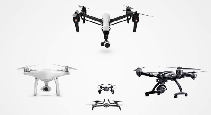 Hobbyist, non-commercial drones no longer have to be registered with the FAA
