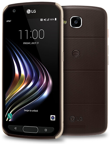 """Rugged LG X venture launches this week on AT&T featuring carrier's """"largest smartphone battery"""""""