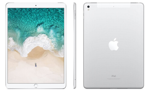 Renders for the 10.5-inch and 12.9-inch Apple iPad Pro