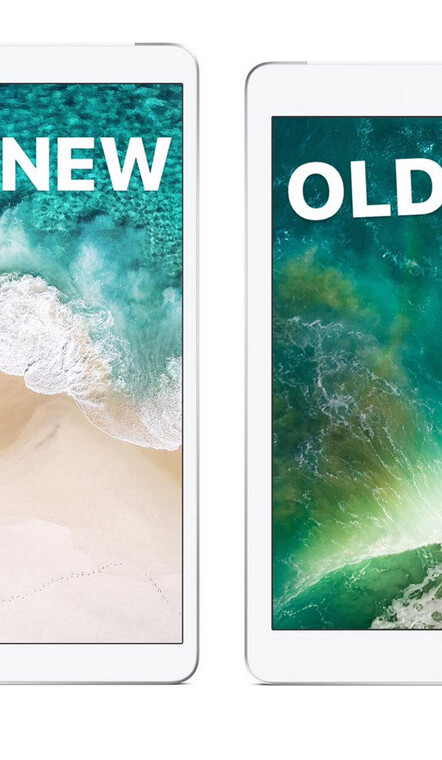 While the new models won't be bezel-free, they will sport smaller bezels