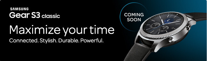 Samsung Gear S3 Classic LTE coming to AT&T on May 26