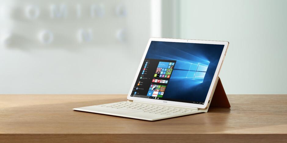 Huawei announces MateBook E 2-in-1 device with 2K display, advanced Folio Keyboard