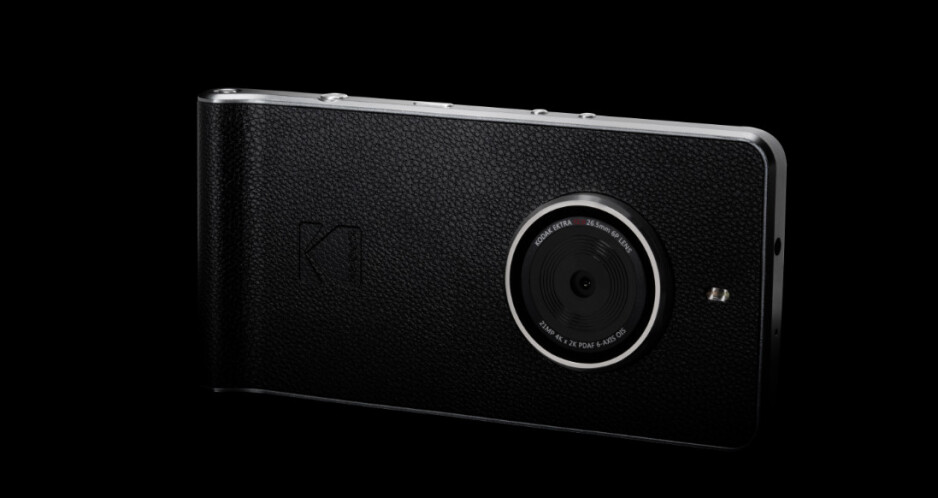 Camera-centric Kodak Ektra arrives in the US; it's much cheaper than expected