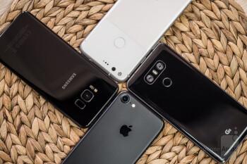 Best Low Light Camera: Galaxy S8 Vs Google Pixel Vs LG G6 Vs IPhone 7