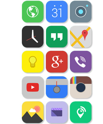 Snag a handful of premium Android icon packs that have been made free for a limited time!