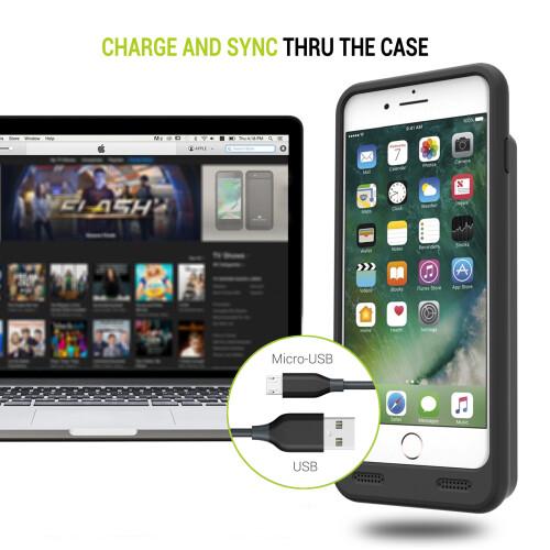 ZeroLemon iPhone 7 Plus battery case
