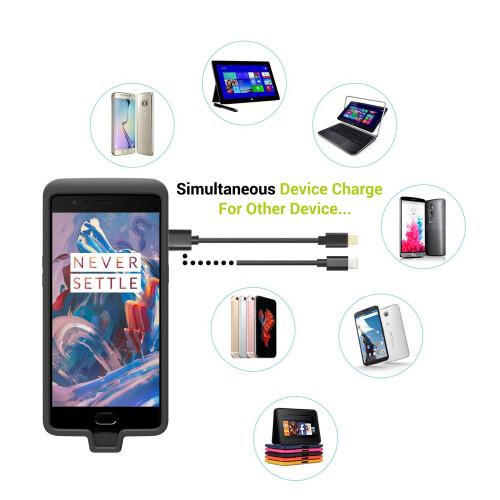 ZeroLemon OnePlus 3 / 3T battery case