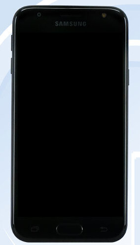 Samsung Galaxy J3 (2017) image gives us a glimpse of what's to come